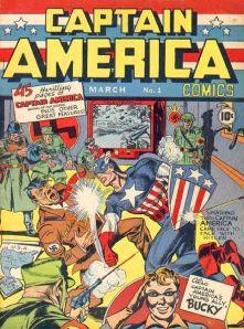 Capitão América x Hitler
