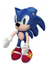 Pelúcia do Sonic