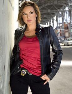 Olívia Benson: uma das mais duronas da tv